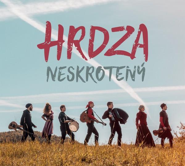 HRDZA - Neskroteny CD