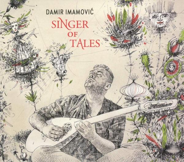 Damir Imamovic - Singer Of Tales CD