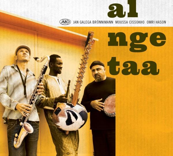 Jan Galega Brönnimann - Moussa Cissokho - Omri Hason - al nge taa CD