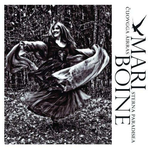 Boine, Mari - Cuovgga Airras (Sterna Paradisea) CD