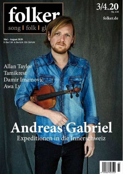 Folker Magazin 3/4-2020