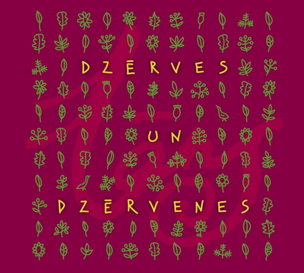 Lans - Dzērves un dzērvenes CD
