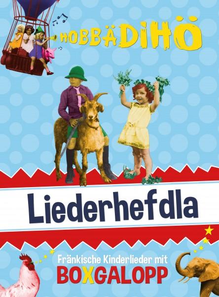 Boxgalopp - Hobbädihöö Liederhefdla
