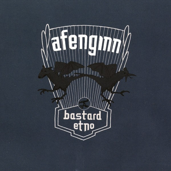 Afenginn - Bastard Ethno CD