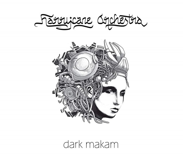 Harrycane Orchestra - Dark Makam CD