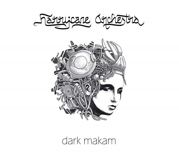 Harrycane Orchestra - Dark Makam CD