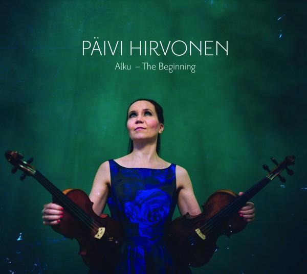 Hirvonen, Päivi - Alku-The Beginning CD