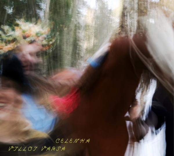 Celenka - Villoi varsa CD