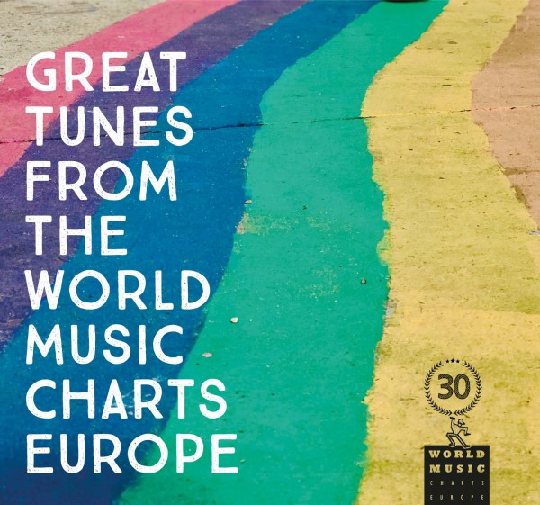 VA - Great Tunes from the World Music Charts Europe 2CD