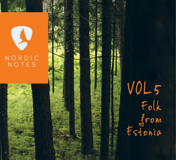 VA - Nordic Notes Vol. 5: Folk from Estonia CD