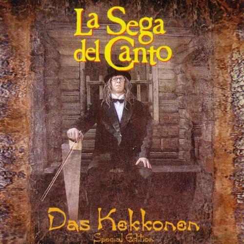 La Sega Del Canto - Das Kekkonen CD