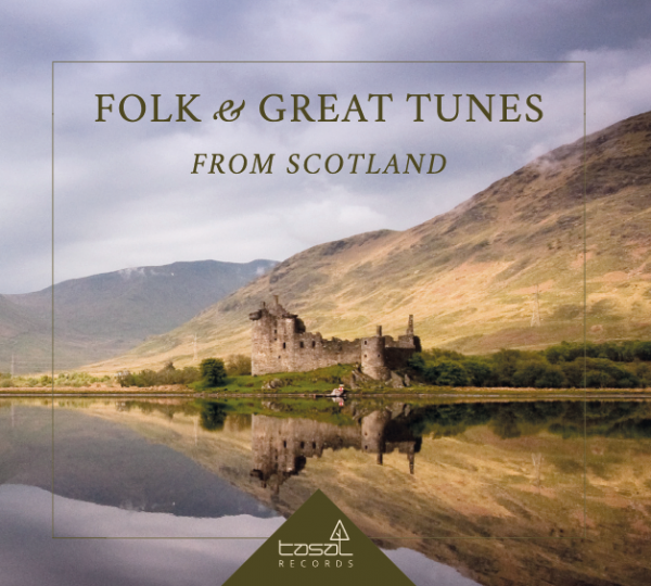VA - Folk and Great Tunes from Scotland 2CD