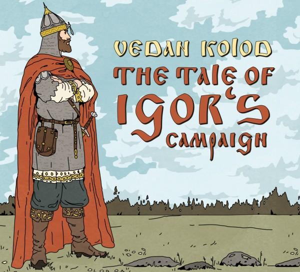 Vedan Kolod - The Tale of Igor's Campaign CD