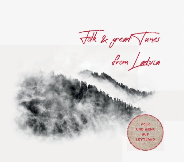 VA - Folk and great tunes from Latvia (Lettland) 2 CD