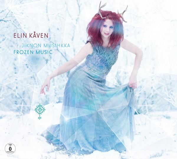 Kaven, Elin - Jiknon Musihkka (Frozen Music) CD /DVD