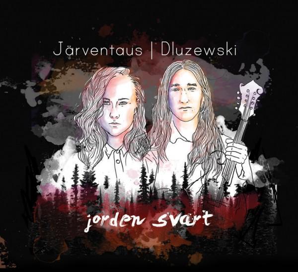 Järventaus / Dluzewski - Jorden Svart CD