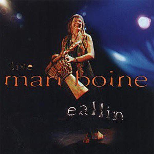 Boine, Mari - Eallin/Live CD