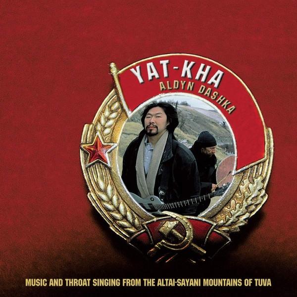 Yat-Kha - Aldyn Dashka CD