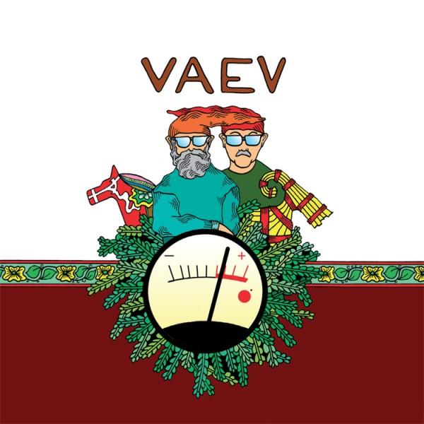 VAEV - VAEV CD