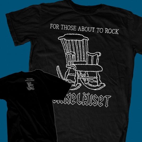 Eläkeläiset - Rocking 2020 T-Shirt Size M