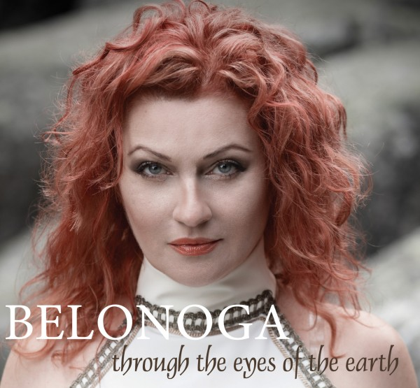 Belonoga - Through the eyes of the earth CD