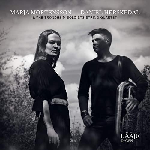 Mortensson, Marja & Herskedal,Daniel & The 12 Trondheim Soloists String Quartet: Laaje - Dawn CD