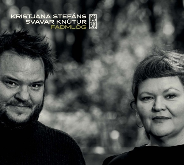 Kristjana Stefans, Svavar Knutur - FAÐMLÖG CD