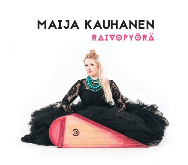 Kauhanen, Maija - Raivopyörä Vinyl+DL (Pinkes Vinyl)