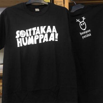 Eläkeläiset - Soittakaa humppa T-Shirt Size M