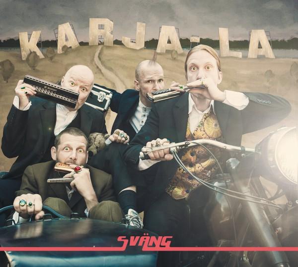Sväng - Karja-La CD