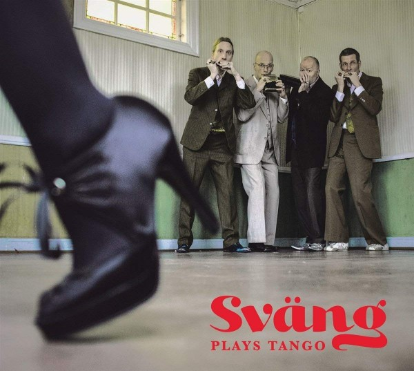 Sväng - Sväng Plays Tango CD