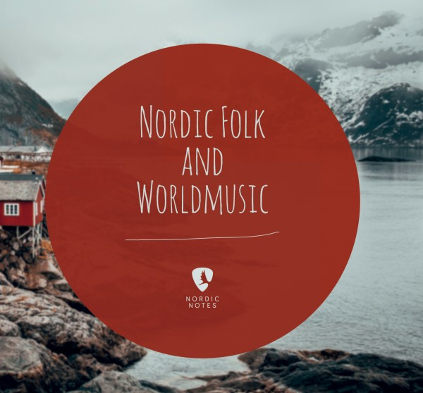 VA Nordic Folk and Worldmusic CD