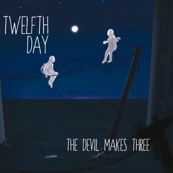Twelfth Day - The Devil Makes Three CD