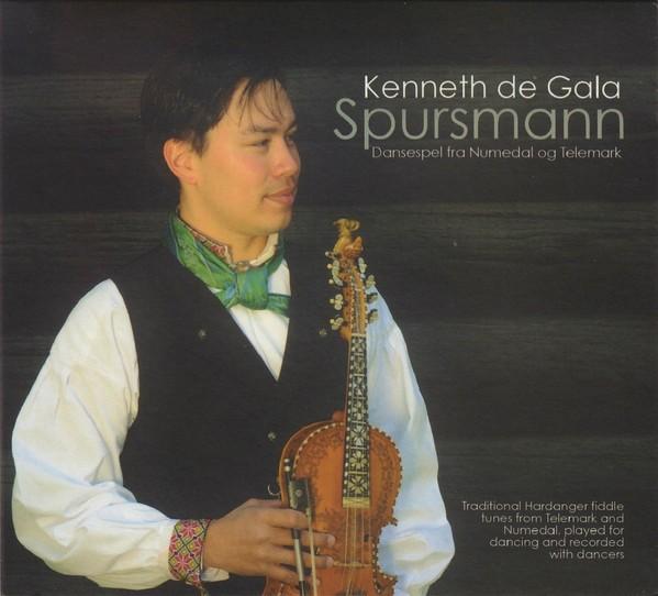 Kenneth de Gala – Spursmann (Dansespel Fra Numedal Og Telemark) CD