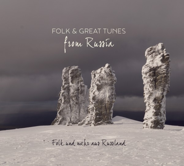 VA - Folk and great tunes from Russia