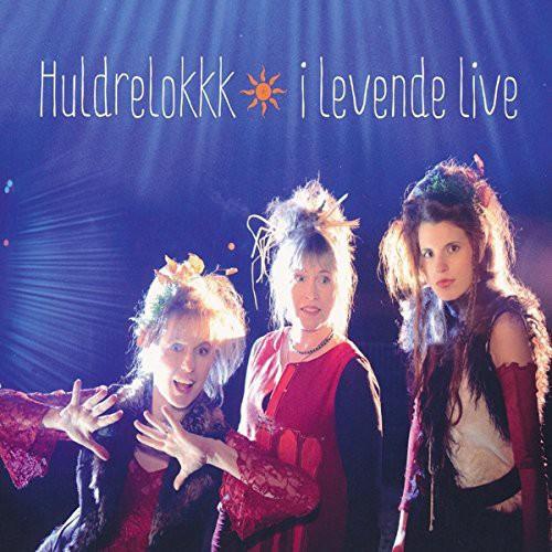 Huldrelokkk - I Levende Live CD