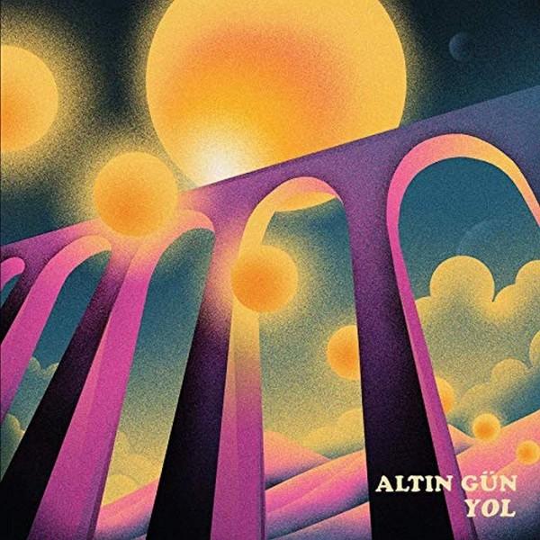 Altin Gün - Yol LP