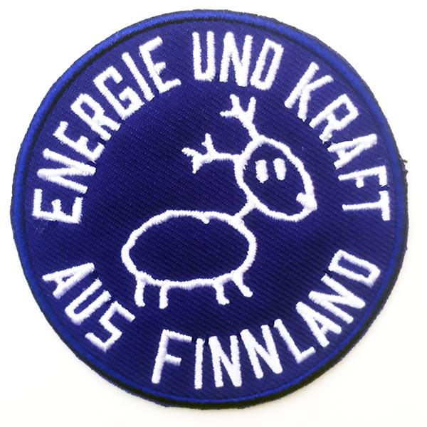 Eläkeläiset - Energie und Kraft aus Finnland Patch
