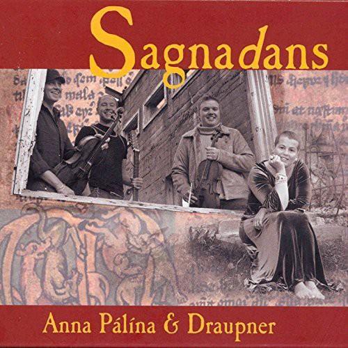 Palina, Anna & Draupner - Sagnadans CD