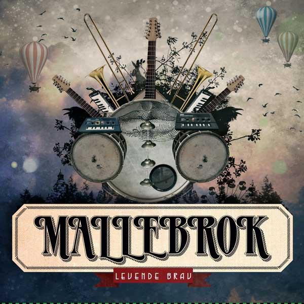 Mallebrok - Lavende Brav CD