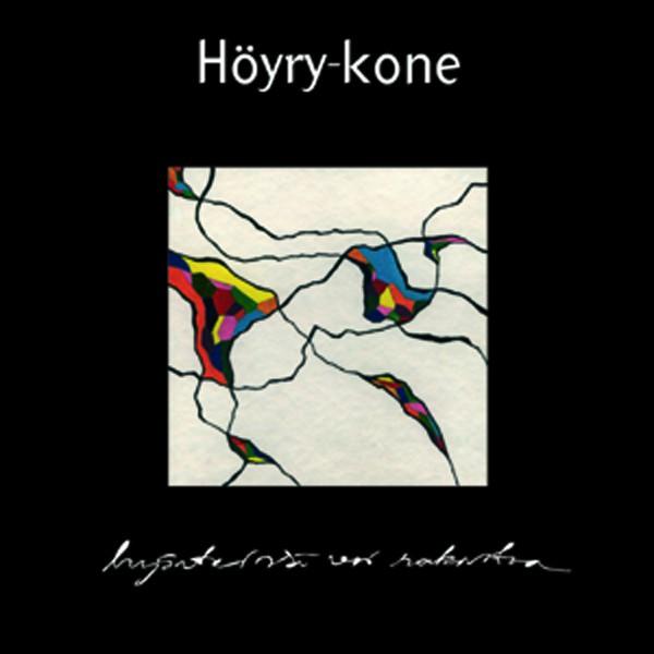 Höyry-Kone - Hyönteisiä Voi Rakastaa CD