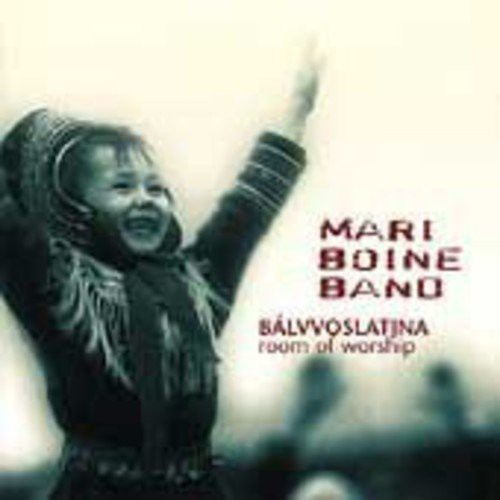 Boine, Mari - Room of Worship CD