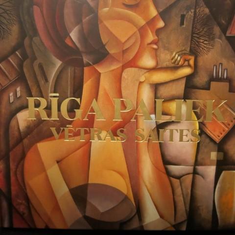 Vetras Saites - Riga Paliek CD