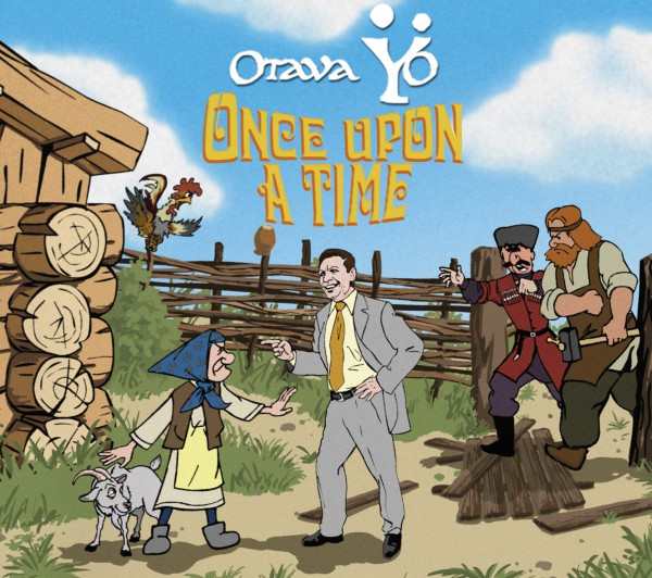 Otava Yo - Once upon a time CD