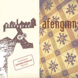 Afenginn - Retrograd CD