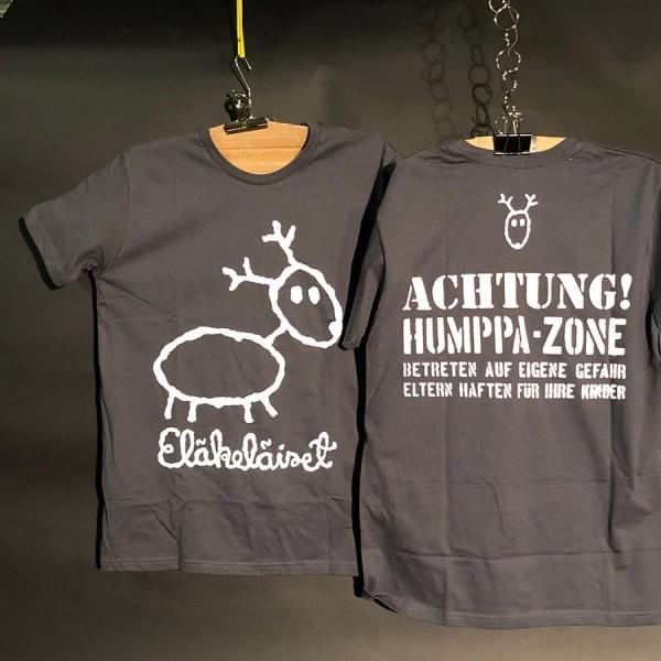 Eläkeläiset - Achtung T-Shirt Grau Size L
