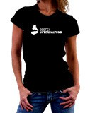 BESTE! UNTERHALTUNG - T-Shirt Women Black Size L