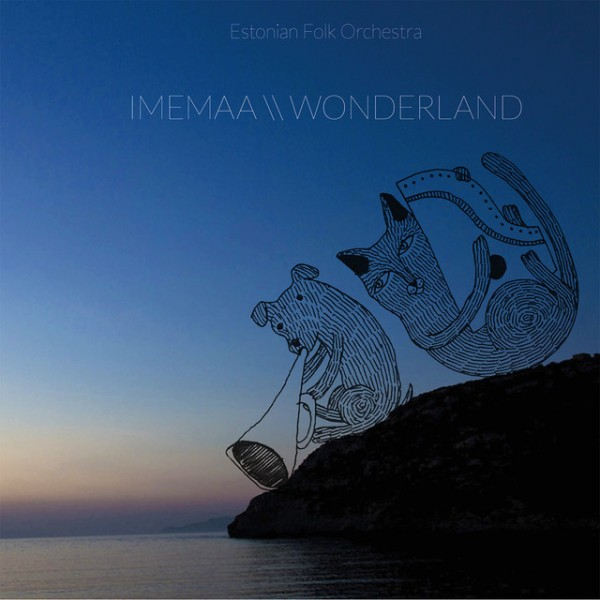 Estonian Folk Orchestra - Imemaa-Wonderland CD
