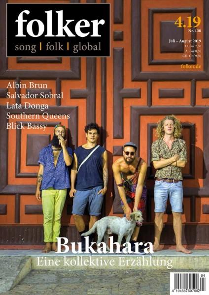 Folker Magazin 4 -2019