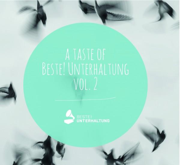 VA - A Taste Of Beste Unterhaltung Vol. 2 CD